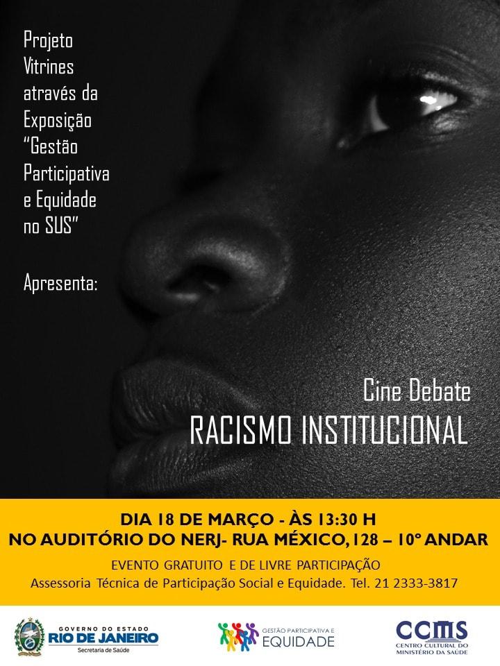 racismo seminário