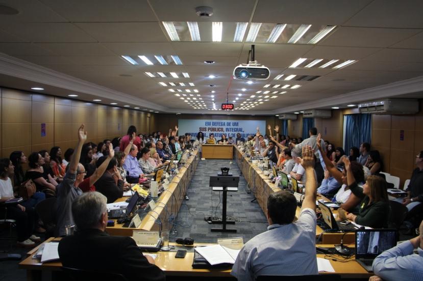 CNS reunião