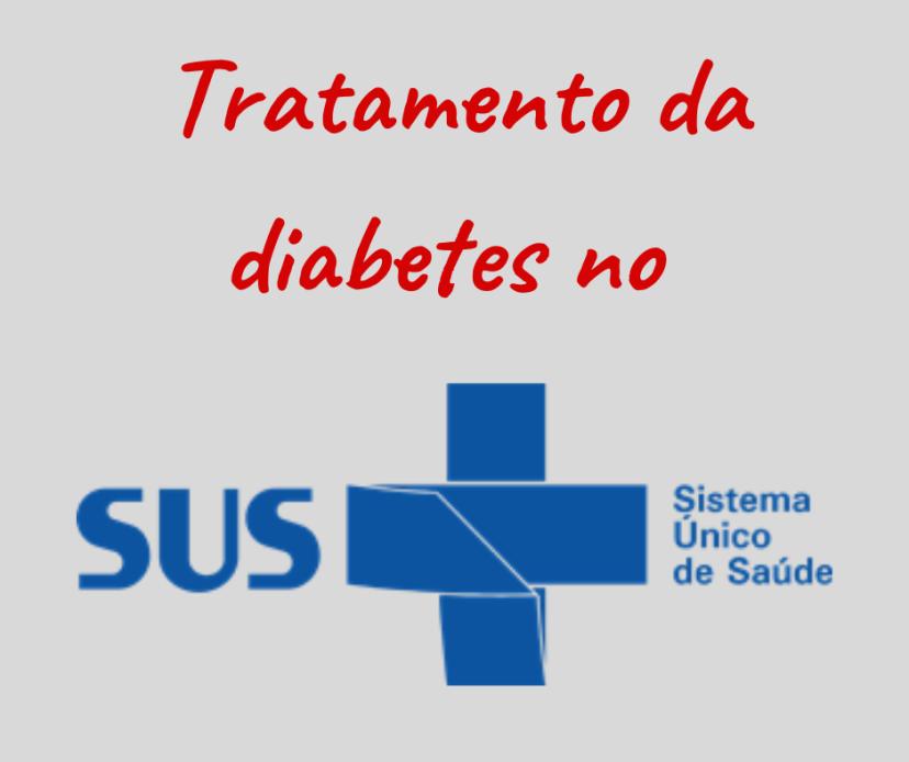 Tratamento da diabetes no